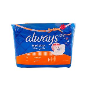 Always Thick Regular Plus 10 (16 Pcs)