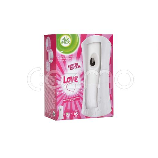 Air Wick Air Freshener Freshmatic Gadget, Love 250ml