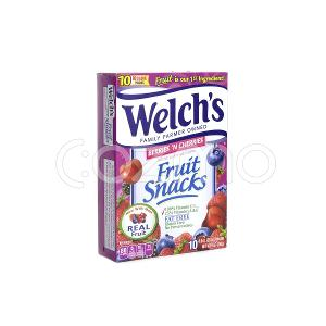 Welch's Berries 'N Cherries Fruit Snacks 225g