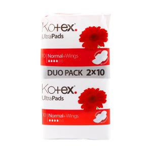 Kotex Ultra Pads (Duo Pack 2 x 10)