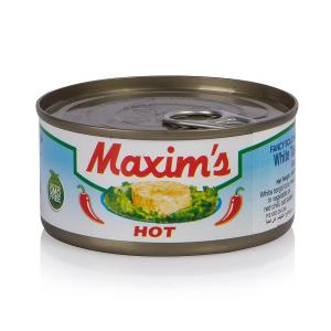 Maxim's White Tuna Meat Hot (185 g)