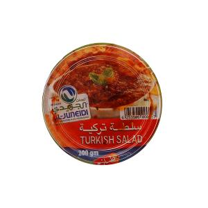 Al Juneidi Turkish Salad 200g