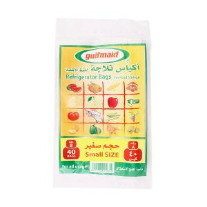 Gulfmaid Refrigerator Bags Small (40 bags)