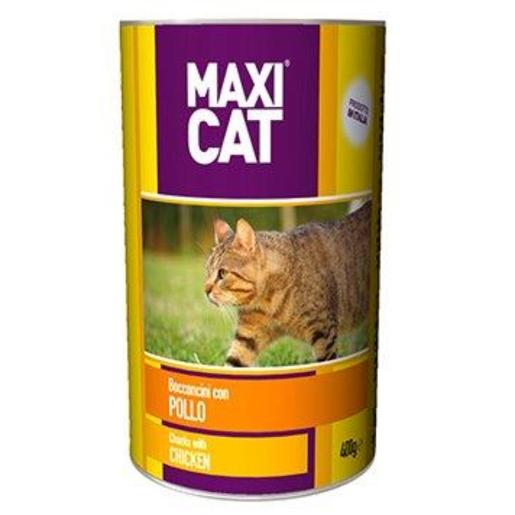 Maxi Cat Chunks with Chicken (400 g)
