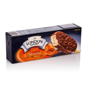 London Dairy Ice Cream Almond (79 g)