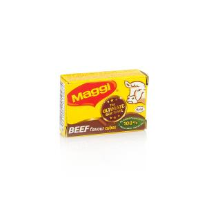 Maggi Beef Flavour Cubes (20 g)