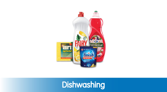 Dishwashing