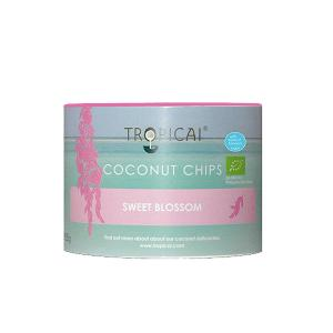 Tropicai Coconut Chips Sweet Blossom 120g