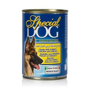 Specil Dog Food Turkey (Can, 400 g)