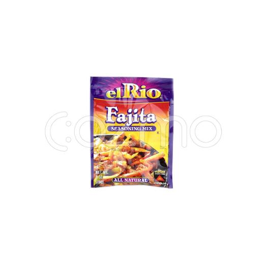 El Rio Fajita Seasoning Mix 28g
