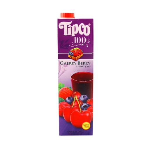 Tipco Cherry Berry Juise (1 ltr)