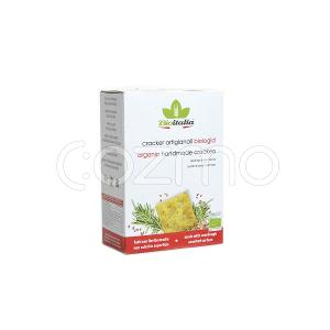 Bioitalia Sesame & Rosemary Crackers 250g