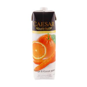 Caesar Orange & Carrot Juice (1ltr)