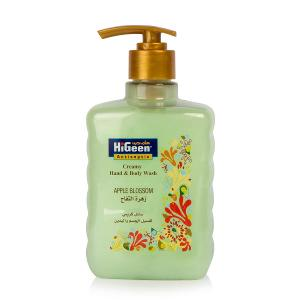 HiGeen Hand & Body Wash Apple Blossom (500 ml)