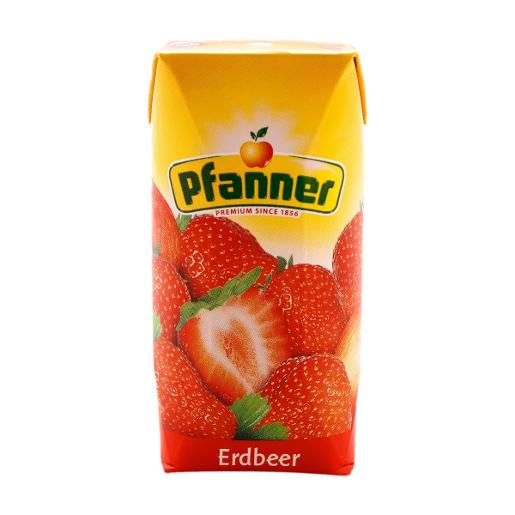 Pfanner Strawberry Juice (200 ml)