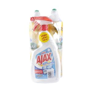 Palmolive Dishwashing Liquid plus Ajax 750 ml for Free (2 pcs x 1 ltr)