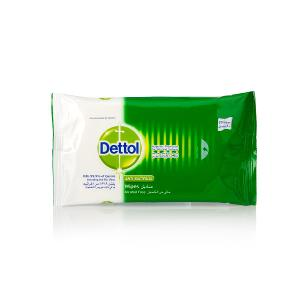 Dettol Anti Bacterial Wipes (20 Wipes)