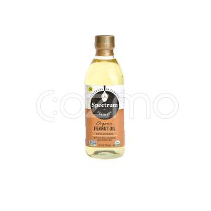 Spectrum Culinary Organic High Heat Peanut Oil  473ml