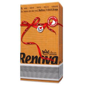 Renova Napkins- Orange Color