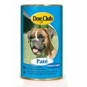 Dog Club Dog Food Feta Flavoured Chicken & Rabbit (400 g)