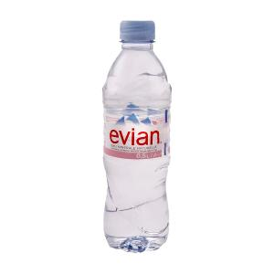 Evian Natural Mineral Water (50 Cl)