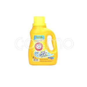Arm & Hammer Plus OxiClean Stain Fighters Liquid Laundry Detergent 1.33 Ltr