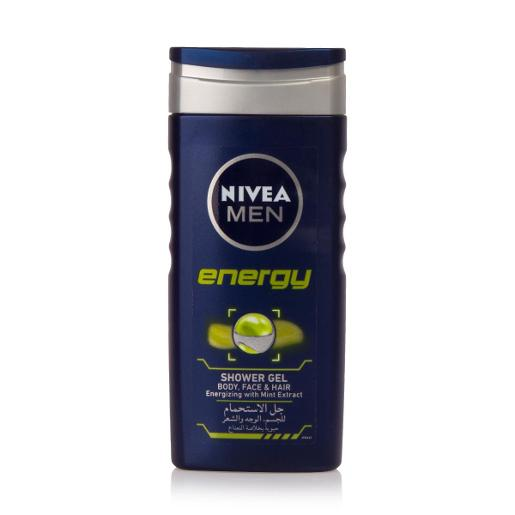 Nivea Men Shower Gel Energy (250 ml)