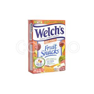 Welch's Fruit Punch Fruit Snacks 255g