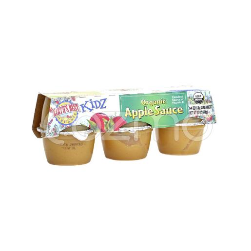Earth's Best Organic Kidz Apple Sauce Cups 678g