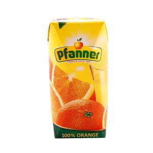 Pfanner Orange Juice (200 ml)