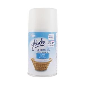 Glade Air Freshener Automatic Refill Clean Linen Freshener (175 ml)