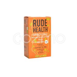 Rude Health Sprouted Whole Buckwheat Flour 500g