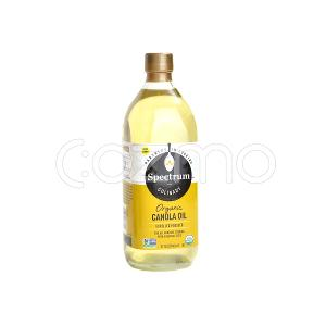 Spectrum Culinary Organic Canola Oil 946ml