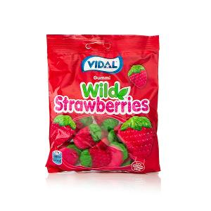 Vidal Wild Strawberry Candy (100 g)