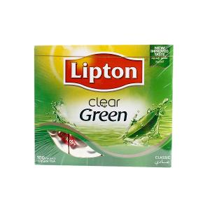 Lipton Clear Green Tea (100 Tea Bags)