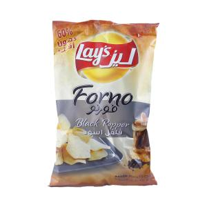 Lay's Forno Chips Black Pepper (170 g)