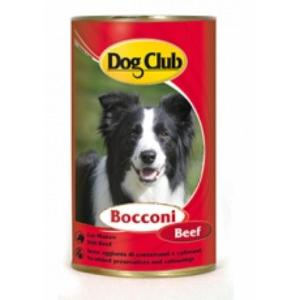 Dog Club Dog Food Beef Flavour (400 g)