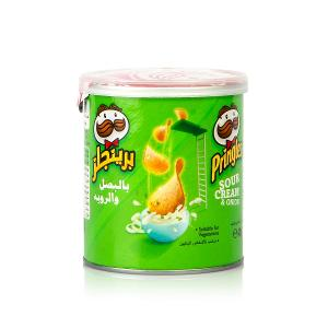 Pringles Chips Sour Cream & Onions (40 g)