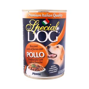 Special Dog Food Chicken (Can, 400 g)