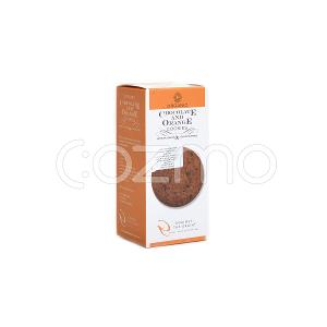 Against The Grain Organic Chocolate and Orange Cookies 150g