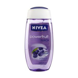 Nivea Shower Gel Powerfruit Relax (250 ml)