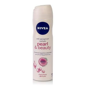 Nivea Anti-Perspirant Spray Pearl & Beauty Female (200 ml)