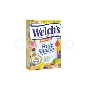 Welch's Tangy Fruit Snacks 255g