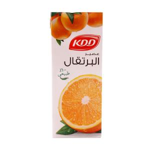 KDD Orange Juice (200 ml)