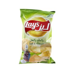 Lay's Chips Salt & Vinegar (170 g)