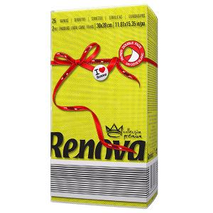 Renova Napkins- Yellow Color