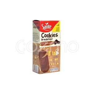 Sante Breakfast Cookies With Chocolate 300g