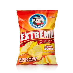 Mr.Chips Extreme French Cheese (60 g)