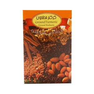 Al Nakha Ground Turmeric 80g