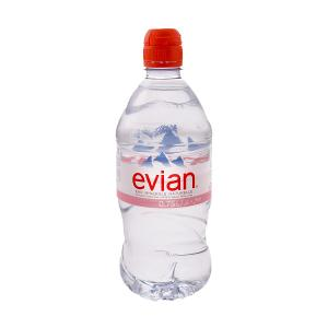 Evian Natural Mineral Water (75 Cl)